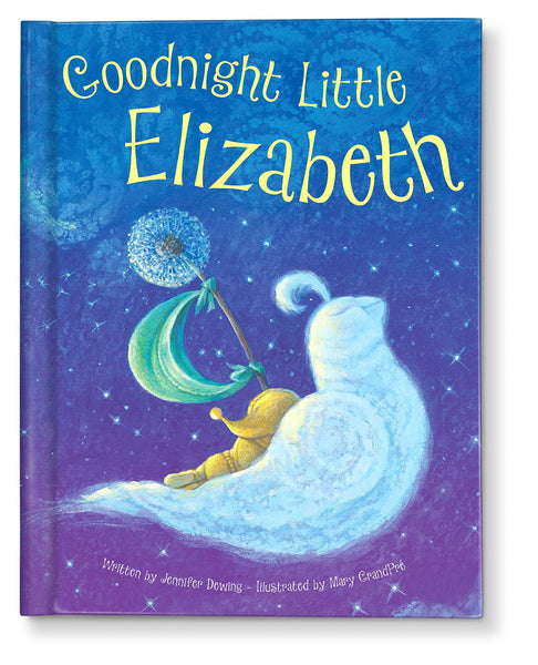 Personalized Bedtime Story Baby Shower Gift