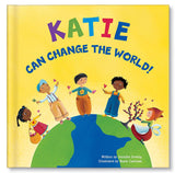 Personalized Be The Change Book Acts of Kindness
