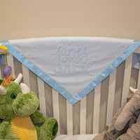 Personalized Baby Blankets Newborn Gifts for Boys, Girls Nursery Décor with Customize Name 3 Options D7