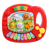 Baby Kids Musical Educational Piano Animal Farm Developmental Music Toy educational KIDS toy