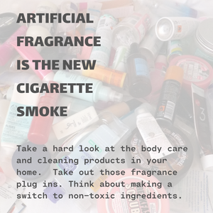 Do you know what is lurking in your body care and cleaning products?