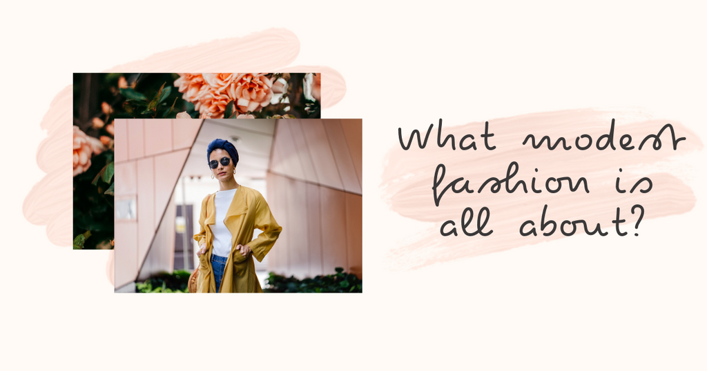 WHAT MODEST FASHION IS ALL ABOUT?