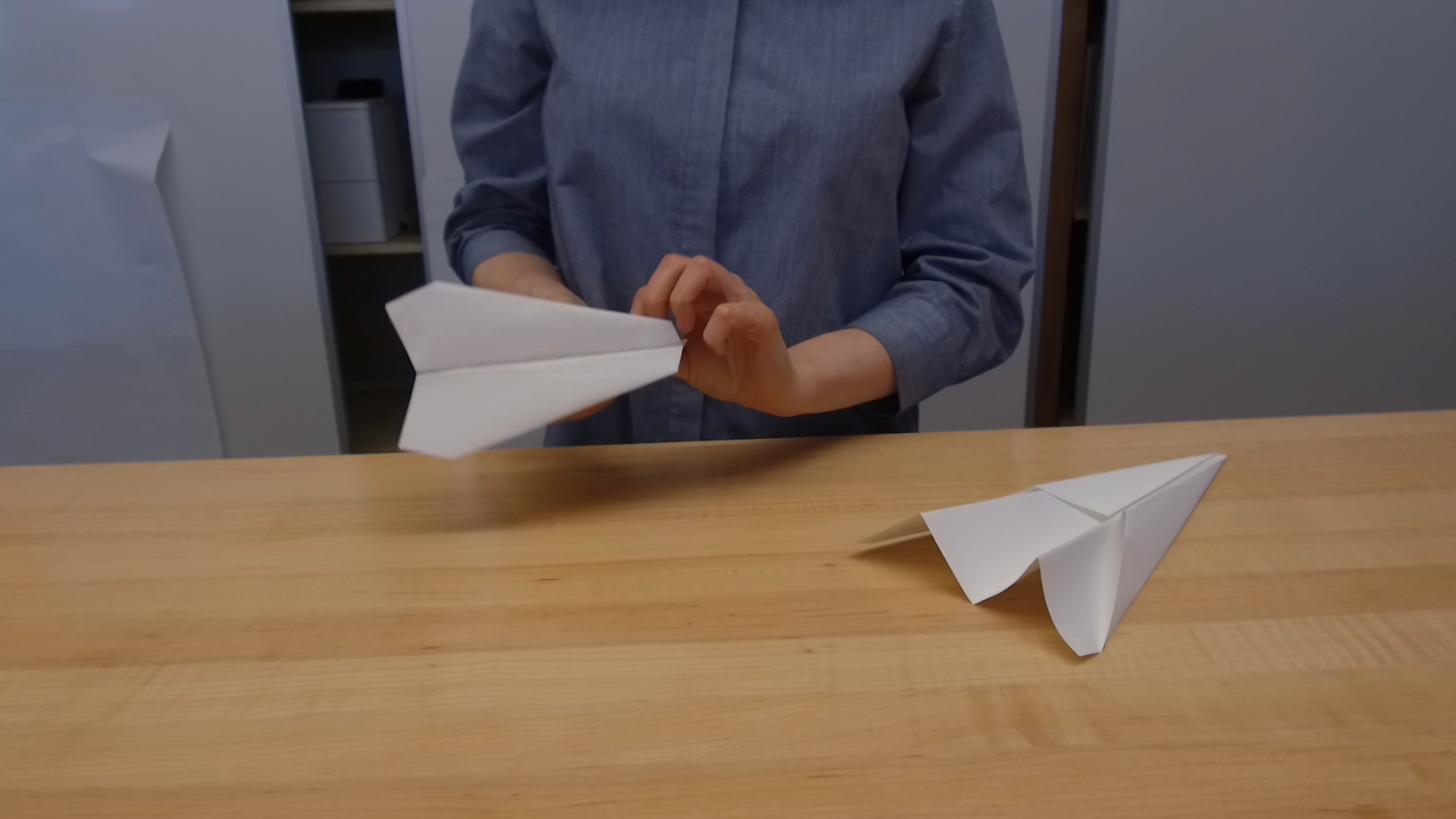 paper modeling activity
