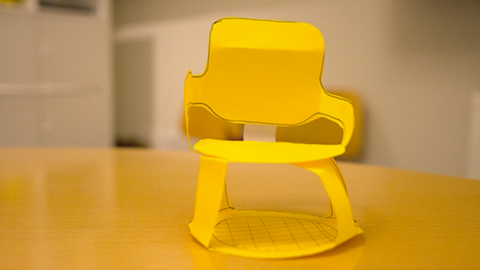 Office Chair Prototype