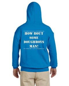 2Papas - 644 East Coast Proud Doughboys Hoodie