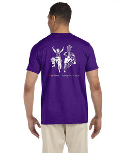 East Coast Proud - Maritime Bhangra Group Front / Back T-Shirt