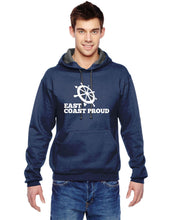 Load image into Gallery viewer, East Coast Proud - Original Dark Hoodie