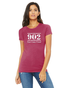 902 Nova Scotia - East Coast Proud Ladies Tee