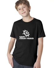 Load image into Gallery viewer, East Coast Proud - Youth T-Shirt