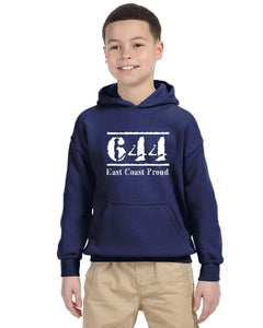YOUTH - 644 New Germany - East Coast Proud Hoodie