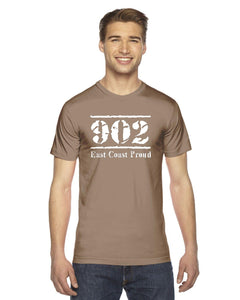 902 Nova Scotia - East Coast Proud Mens Tee