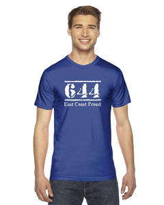 644 New Germany - East Coast Proud Mens T-Shirt
