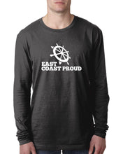 Load image into Gallery viewer, East Coast Proud - Mens Long Sleeve Shirt