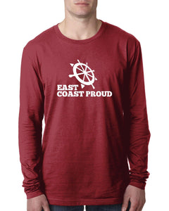 East Coast Proud - Mens Long Sleeve Shirt