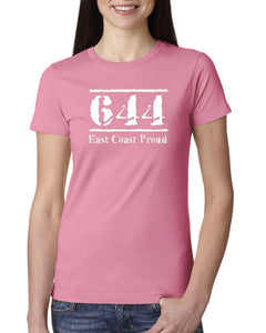 644 New Germany - East Coast Proud Ladies T-Shirt