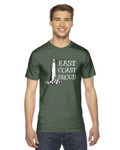 Load image into Gallery viewer, East Coast Proud - Lighthouse T-Shirt