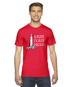 East Coast Proud - Lighthouse T-Shirt