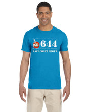 Load image into Gallery viewer, 2Papas - 644 East Coast Proud Doughboys T-Shirt