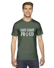 Load image into Gallery viewer, East Coast Proud - Nova Scotia Coat of Arms T-Shirt