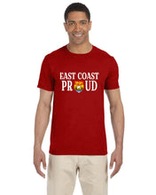 Load image into Gallery viewer, East Coast Proud - New Brunswick Coat of Arms T-Shirt