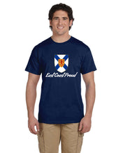 Load image into Gallery viewer, East Coast Proud - Nova Scotia Not A Newfie T-Shirt