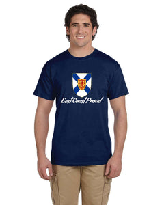East Coast Proud - Nova Scotia Not A Newfie T-Shirt