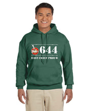 Load image into Gallery viewer, 2Papas - 644 East Coast Proud PG Doughboys Hoodie