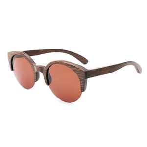 Stunning Wooden Sunglasses with CR39 Lens