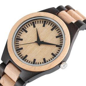 Luxury Maple Wooden Watch