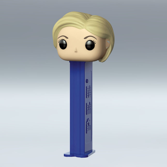13th Doctor Pez Dispenser