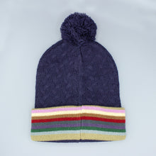 Load image into Gallery viewer, TARDIS Bobble Hat