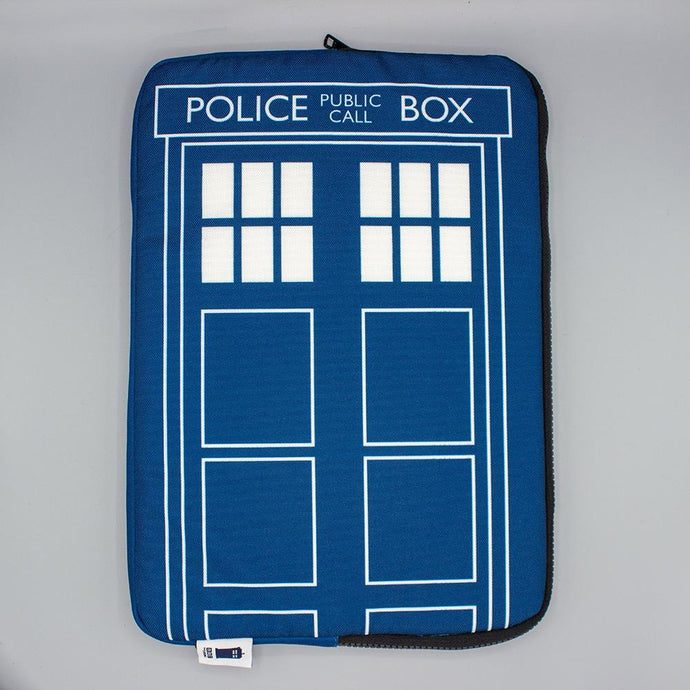 TARDIS Tablet & Laptop Sleeve