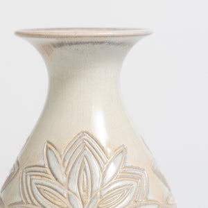 Medium Hand Thrown Vase #851