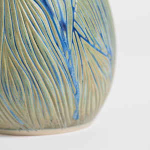 Medium Hand Thrown Vase #970