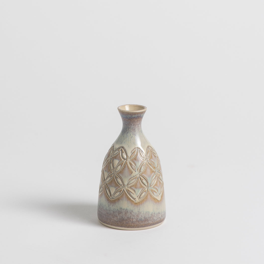 Small Hand Thrown Vase #980