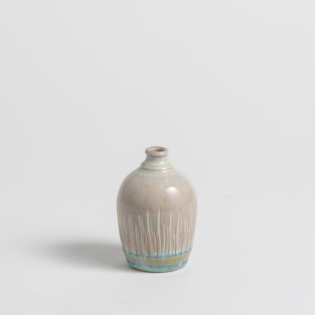 Small Hand Thrown Vase #985