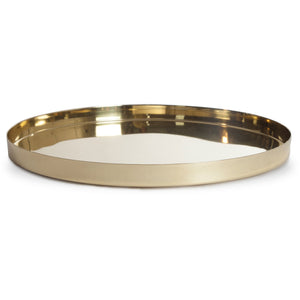Louise Tray Brass