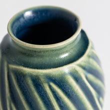 Load image into Gallery viewer, Hand Thrown Vase #2057