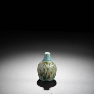 Mini Hand Thrown Vase #323