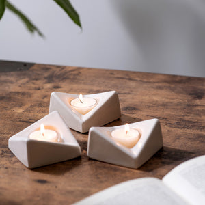 Celeste Candle Holder Set of 3