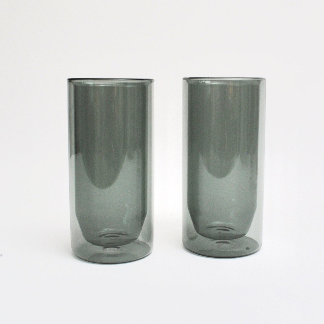 Double-Wall Glass, Set of 2, 16oz