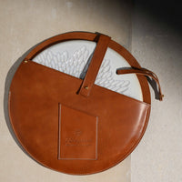 Emilia Board Leather Sleeve