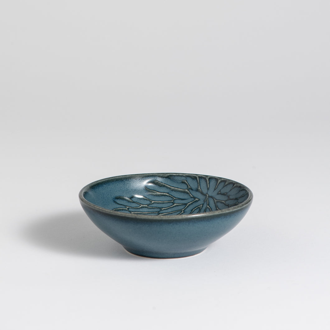 Emilia Small Bowl- Sargasso Sea (RETIRED)