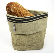 Load image into Gallery viewer, Thieffry Linen Bread Bag