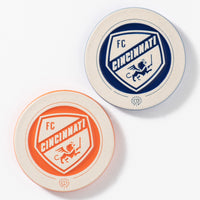 FC Cincinnati Coaster Set of 2