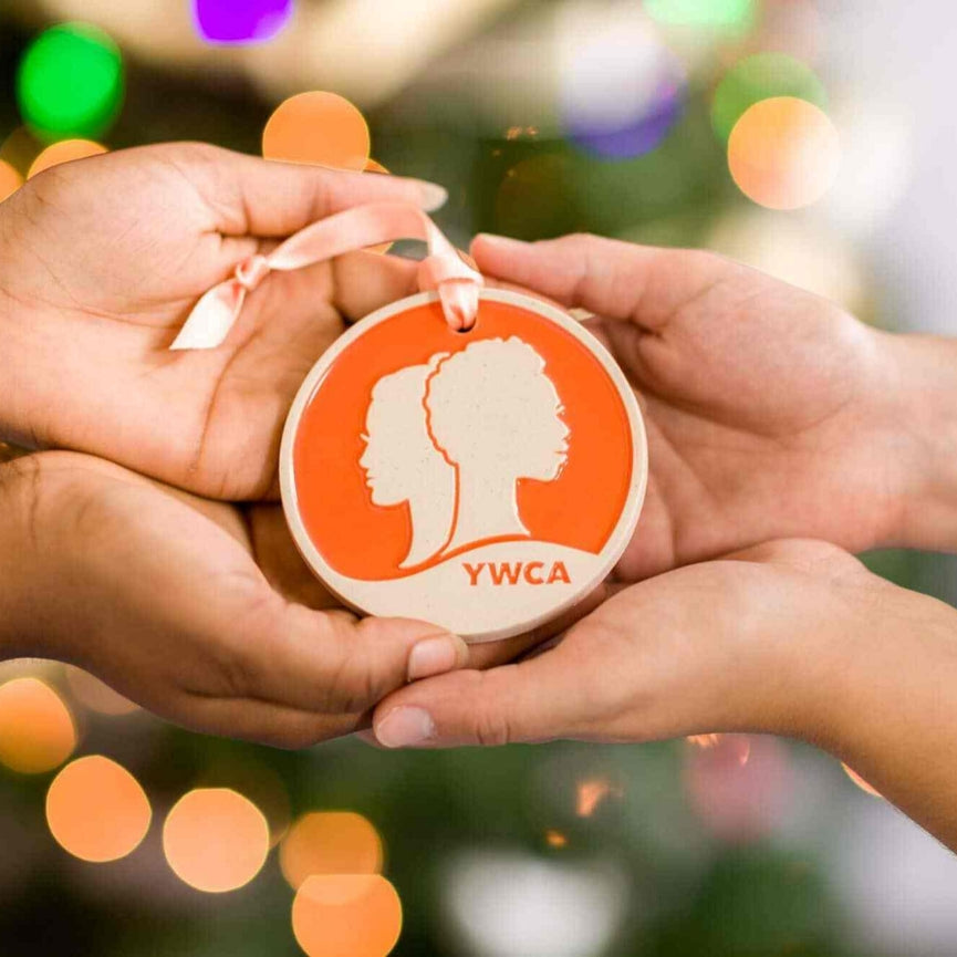 YWCA Ornament