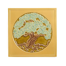 "Load image into Gallery viewer, Tree of Life Tile - 12"" x 12"""