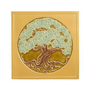 "Tree of Life Tile - 12"" x 12"""