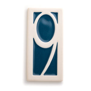 House Numbers, #9