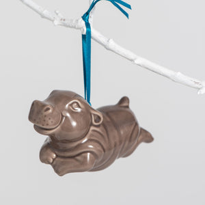 Frolicking Fiona Ornament